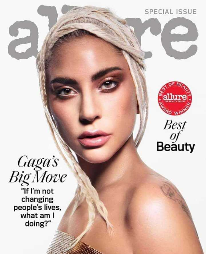 Lady Gaga Allure