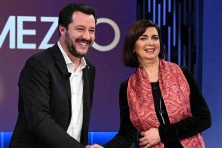 Laura Boldrini Matteo Salvini