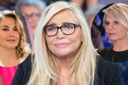 Mara Venier Barbara dUrso Maria De Filippi