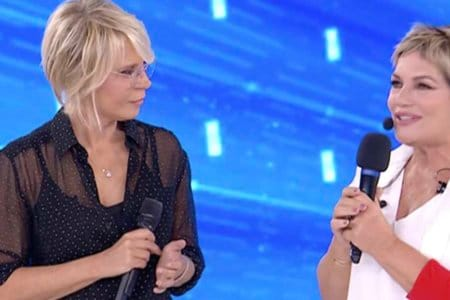 Maria De Filippi Amici Celebrities ascolti