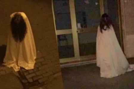 Samara Challenge Caserta donna ospedale horror scherzi