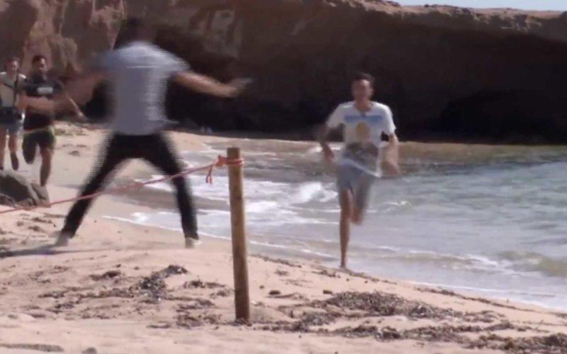 Temptation Island Ciro Petrone scappa