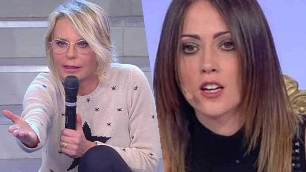 Teresa Cilia Maria De Filippi Uomini e Donne