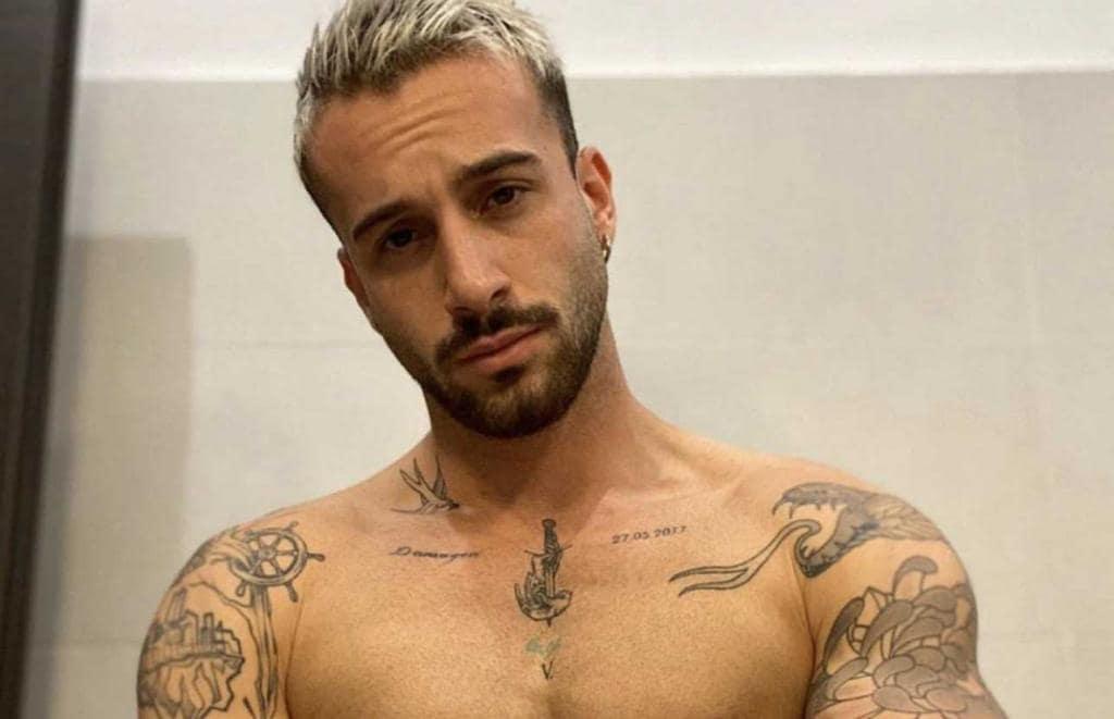 Andreas Muller omosessuale gay etero Veronica Peparini