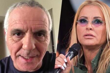 Giorgio panariello Anastacia Tale e Quale Show