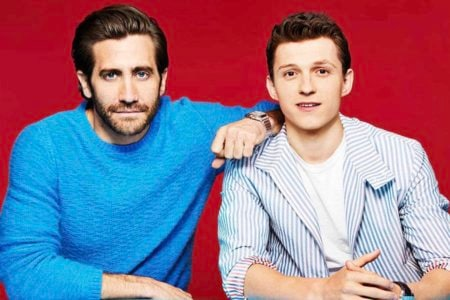 Jake Gyllenhaal e Tom Holland gay amanti amore matrimonio sposi