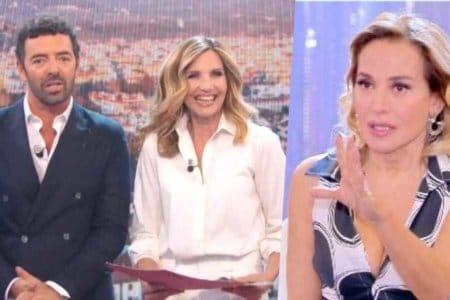 La Vita in Diretta Pomeriggio 5 Barbara durso Lorella Cuccarini Alberto Matano