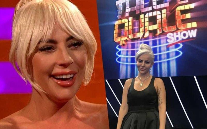 Lady Gaga Yahoo Lidia Schillaci