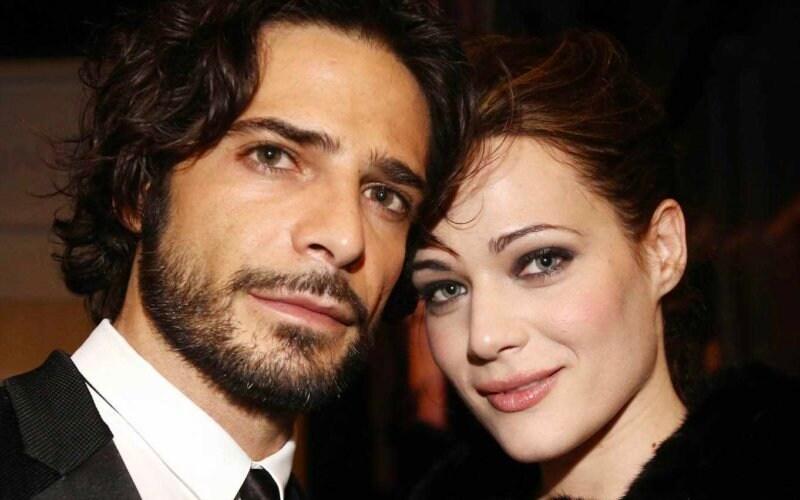 Laura Chiatti marco Bocci sposi