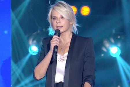 Maria De Filippi ascolti tv Amici Celebrities