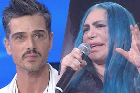 Massimiliano varrese Loredana berte amici celebrities