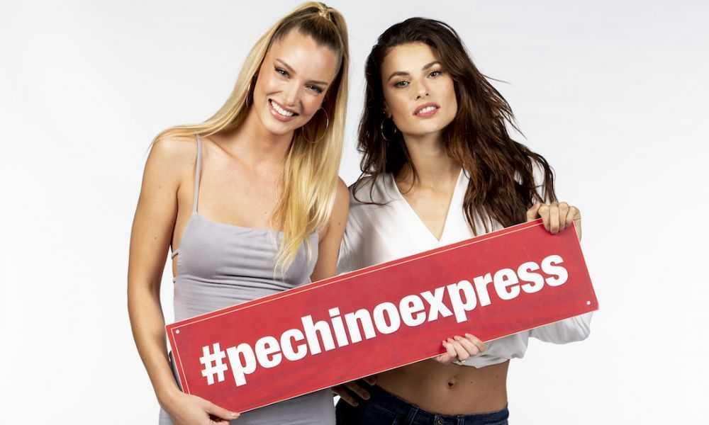Pechino Express Cast Ema Kovac Dayane Mello