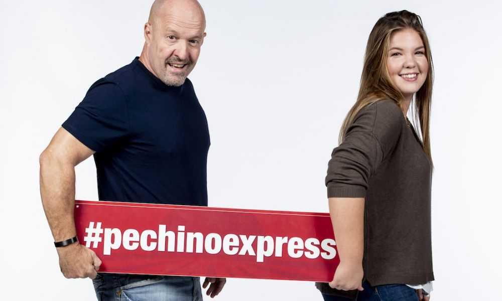 Pechino Express Marco Berry e Ludovica