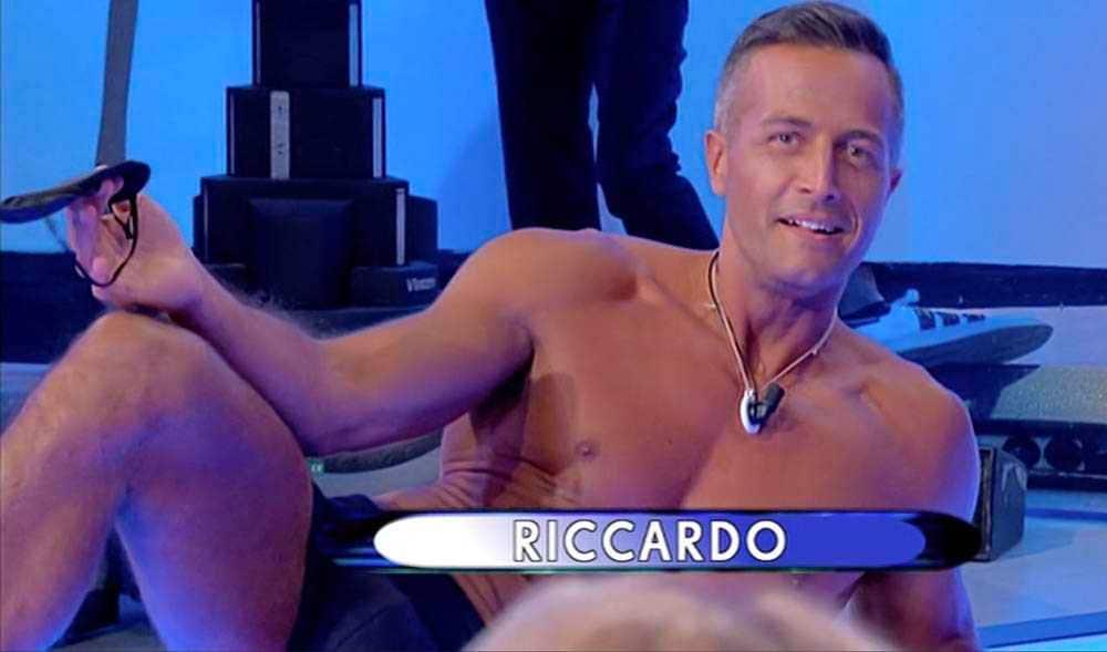 Riccardo Maria Guarnieri bello Ida amore