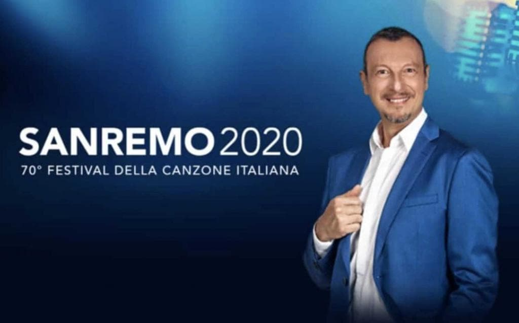 Sanremo 2020 gara cantanti 14 vip