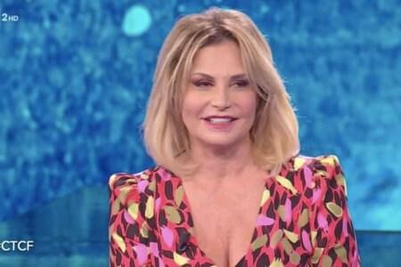 Simona Ventura Il Collegio