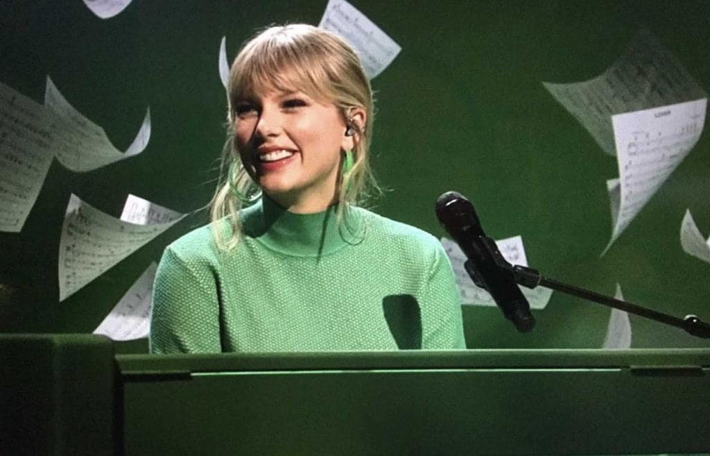 Taylor Swift SNL Saturday Night Live False God Lover