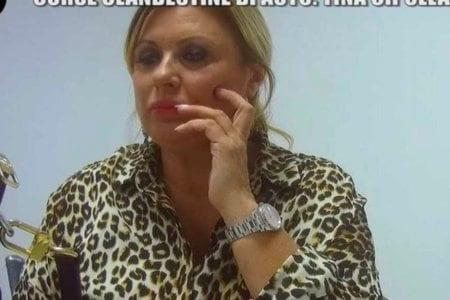 Tina Cipollari scherzo Le Iene