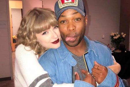 Todrick Hall Taylor Swift