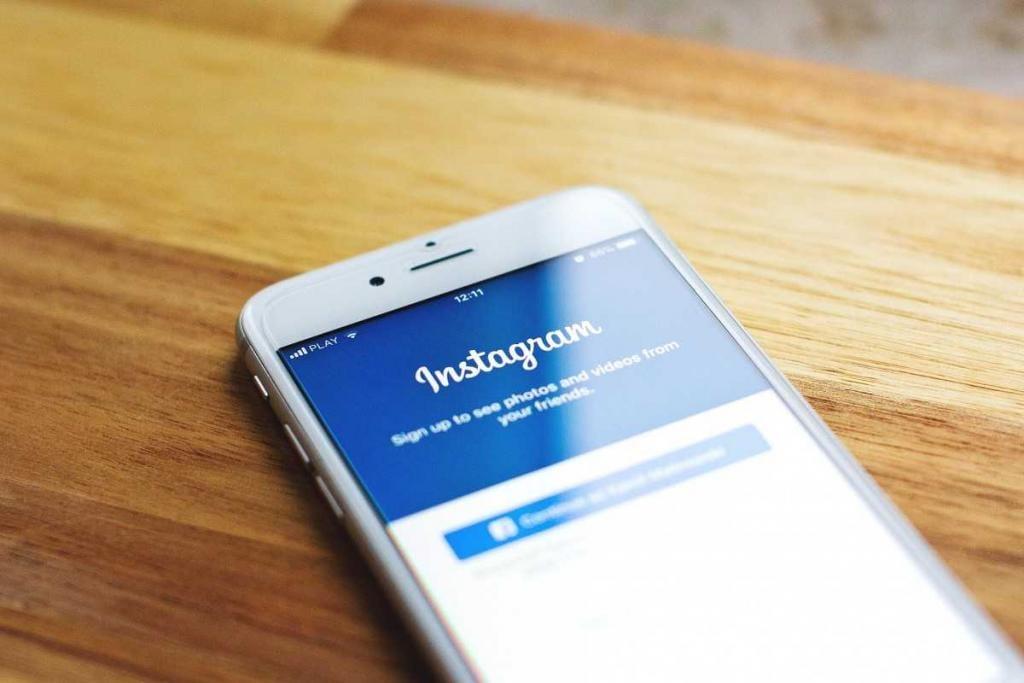 vedere foto private instagram