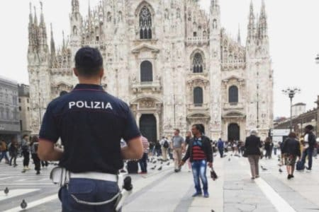 polizia milano