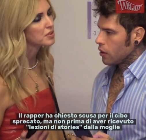Chiara Ferragni a Sanremo 2020: il Codacons dice no