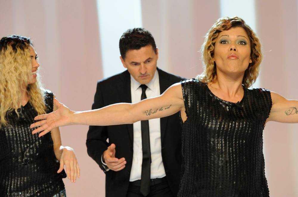 Floriana Secondi Teo Mammucari