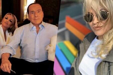 Francesca pascale gay lgbt silvio berlusconi