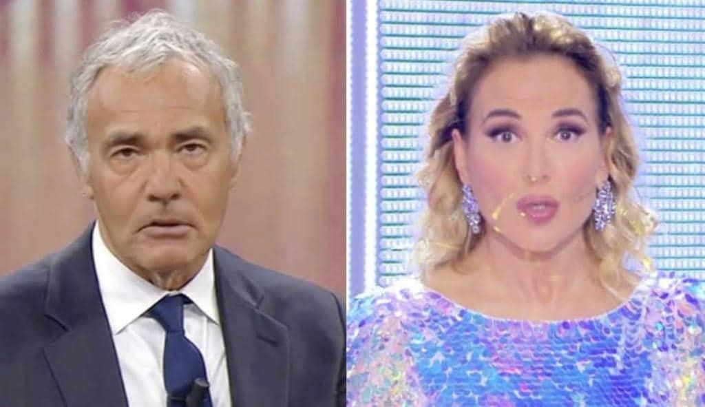 Massimo Giletti Barbara d'Urso