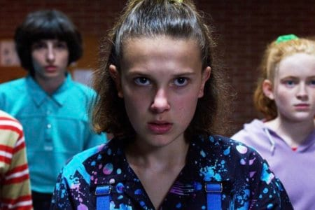 Millie Bobby Brown unicef new york years anni eta