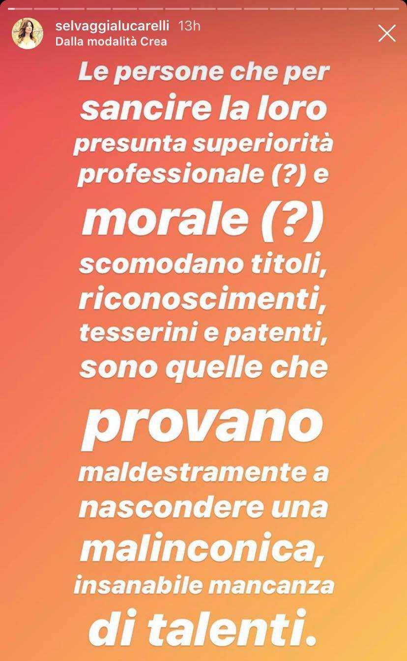 Selvaggia Lucarelli 2