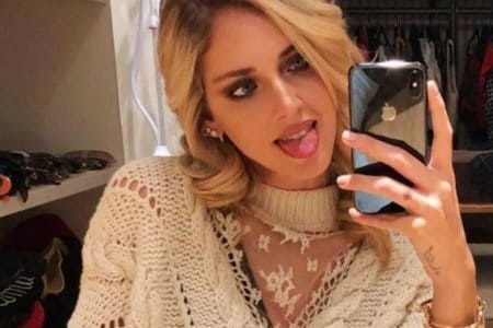 Top Influencer Italia CHiara Ferragni