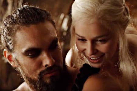 emilia clarke jason momoa game of thrones