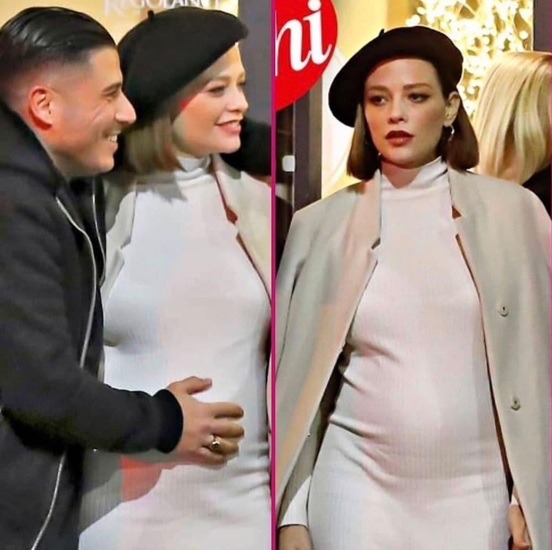 Silvia Provvedi incinta di 5 mesi: le prime foto con il pancione