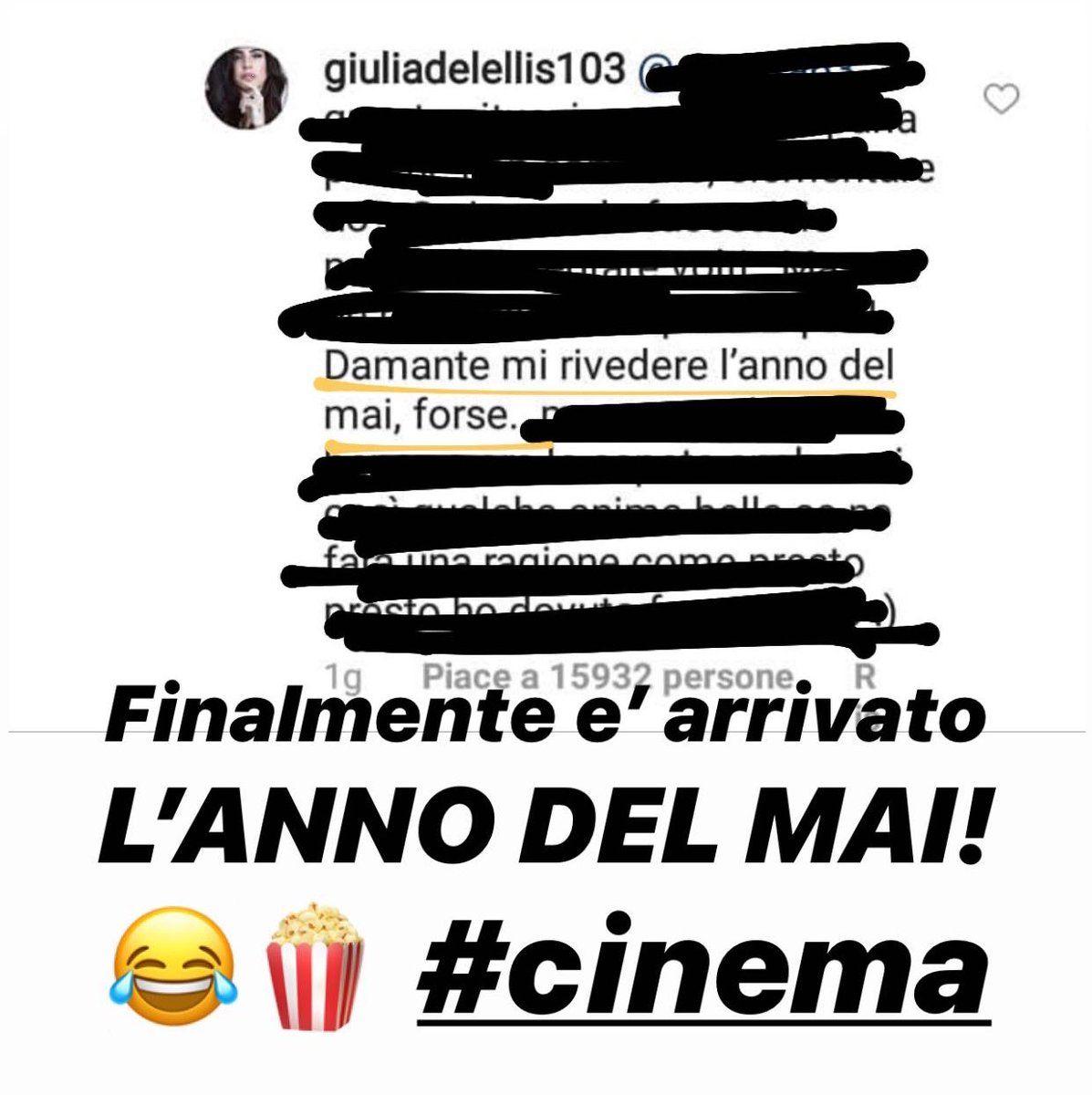 Giulia De Lellis parla di Andrea Damante e conferma la loro