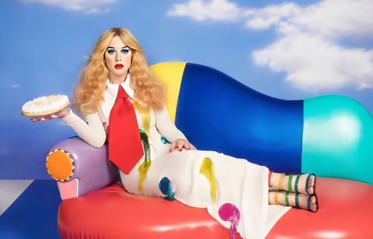 Katy Perry, Smile: ecco il nuovo video