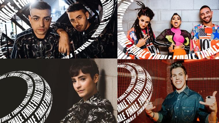 X Factor 2019, finalisti