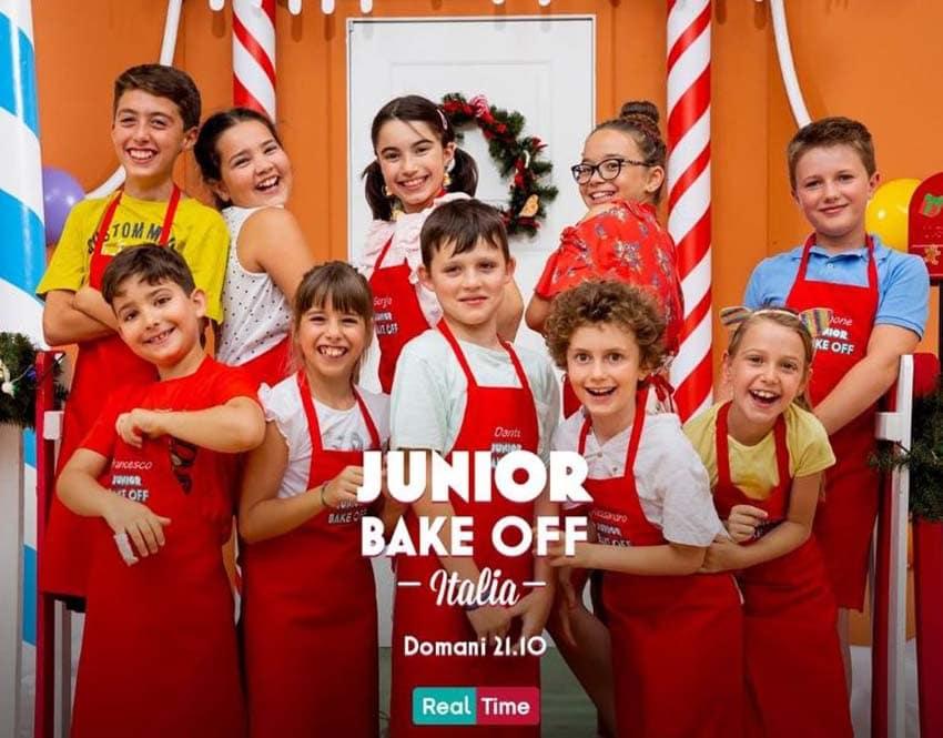 Junior Bake Off Italia 2019