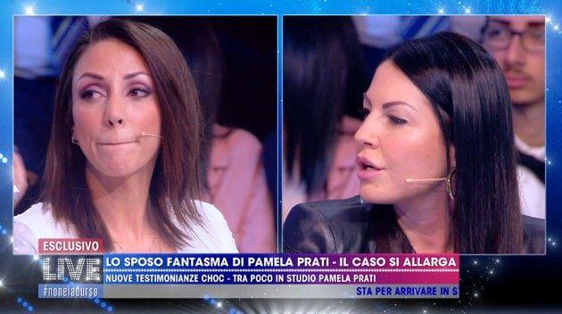 Selvaggia Roma e Eliana Michelazzo