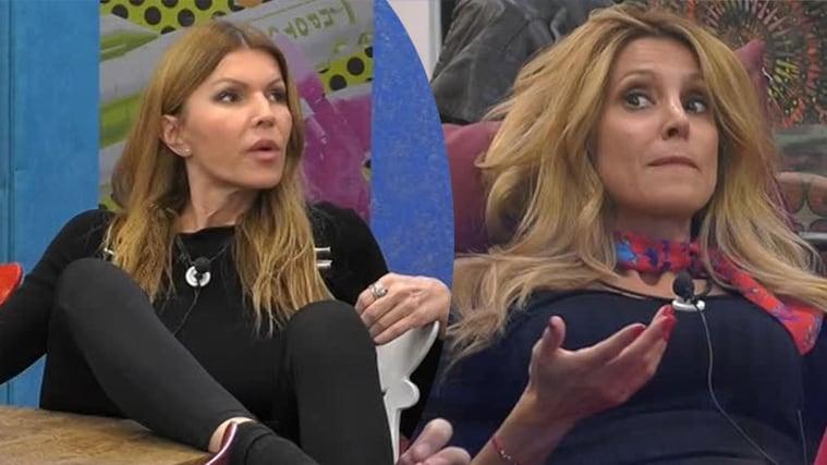 Grande Fratello Vip, Rita Rusic contro Adriana Volpe