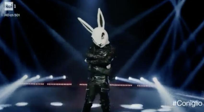 Il Cantante Mascherato, il Coniglio