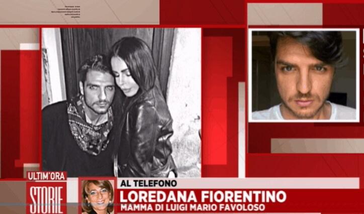 Luigi Favoloso scomparso, parla la mamma