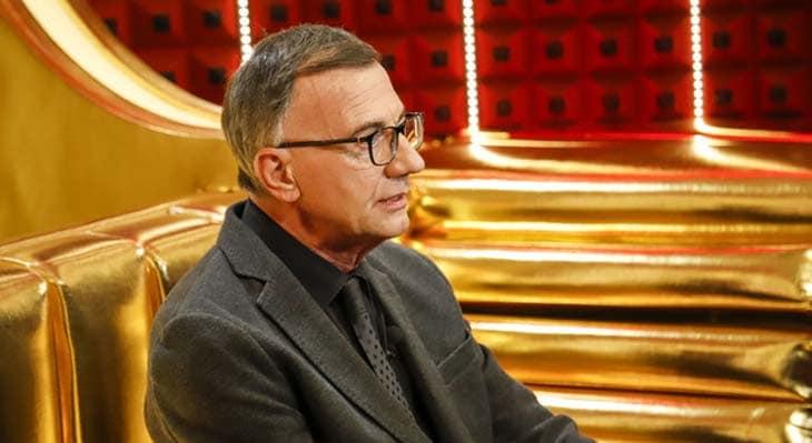 Michele Cucuzza, GF Vip