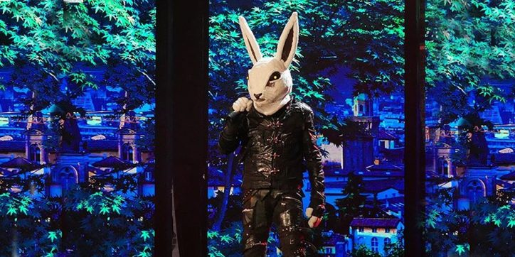 Il cantante mascherato, vince il Coniglio: ecco chi è