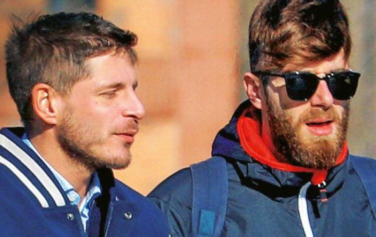 Gabriele Rossi e Lorenzo Licitra