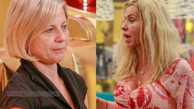 """GF Vip, nuovo scambio """"acceso"""" tra Antonella e Valeria: """"Hai il cul* pieno di cellulite"""""""