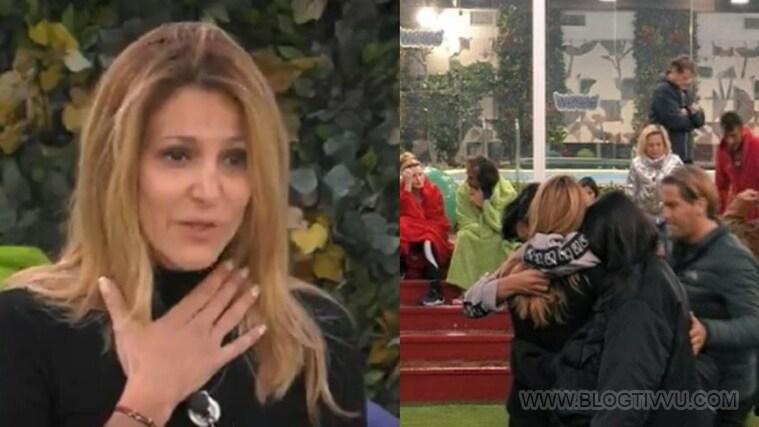 """GF Vip, Adriana Volpe lascia: ragazzi disperati """"Ma che sta succedendo?"""""""