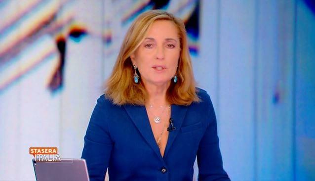 Barbara Palombelli e i morti del Coronavirus