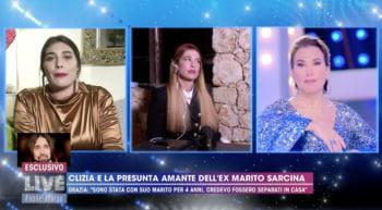 """Clizia Incorvaia asfalta l'amante del suo ex: """"Ti ho dato un po' di lustro"""""""