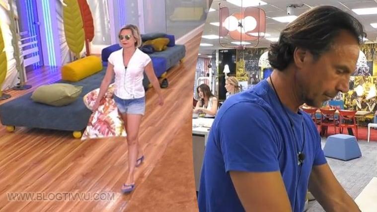 """Grande Fratello Vip, Antonella Elia contro Zequila: """"Antonio, sei patetico!"""""""